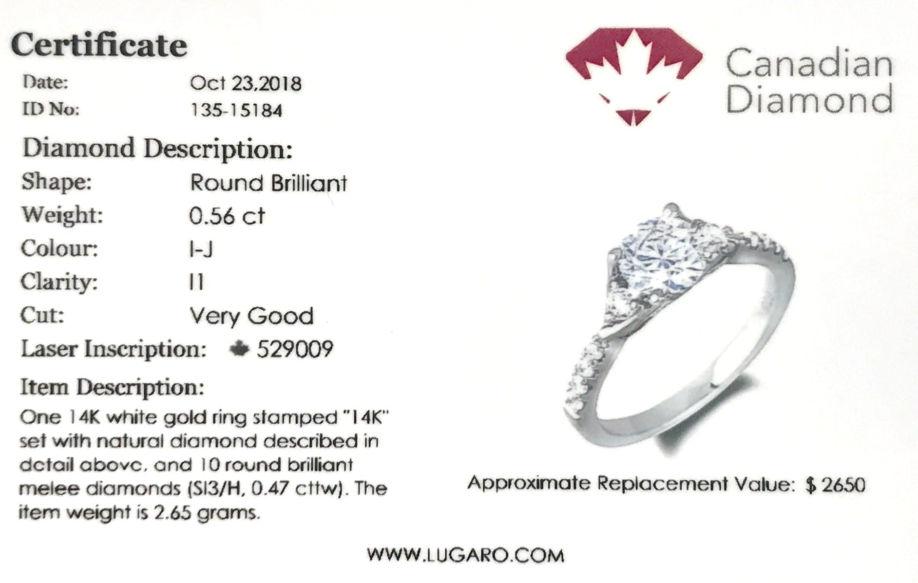 DIAMOND TUNGSTEN BAND-S13