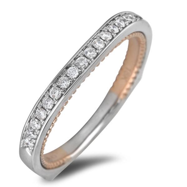 Ladies' Matching Diamond Wedding Band