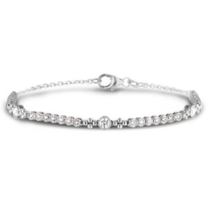 Forevermark tribute collection diamond bracelet