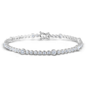 Forevermark Tribute Collection Diamond Tennis Bracelet