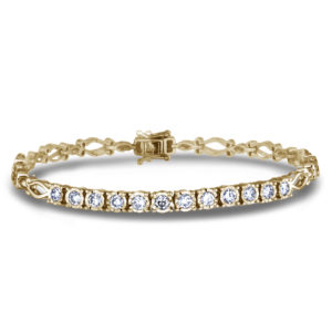 Canadian Diamond Tennins Bracelet